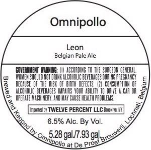 Omnipollo Leon