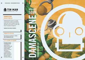 Damascene Apricot Sour