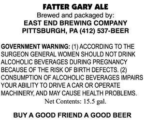 Fatter Gary Ale
