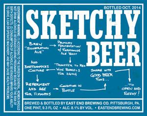 Sketchy Beer