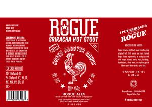 Rogue Sriracha Hot