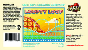 Mother's Brewing Company Loopty Loop