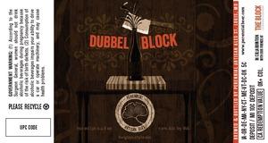 Perennial Artisan Ales Dubbel Block