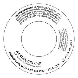 The Brewer's Art Harlequin Cap