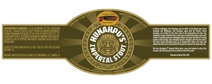 Cigar City Brewing Hunahpu's