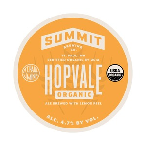 Summit Brewing Company Hopvale