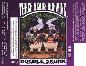 Three Heads Brewing Double Skunk