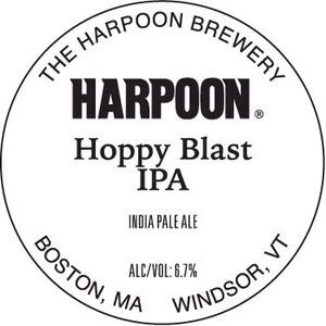 Harpoon Hoppy Blast IPA