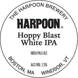 Harpoon Hoppy Blast White