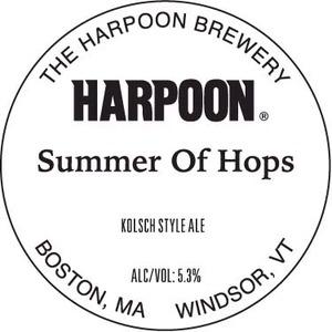 Harpoon Summer Of Hops