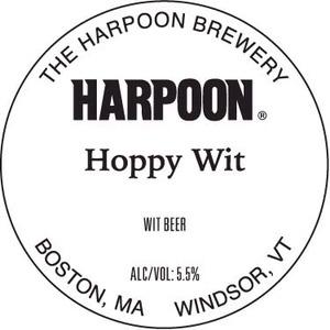 Harpoon Hoppy Wit