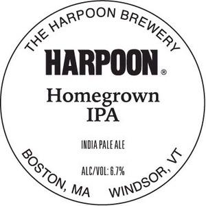 Harpoon Homegrown