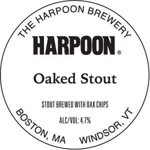 Harpoon Oaked