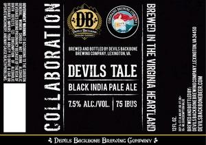 Devils Backbone Devils Tale