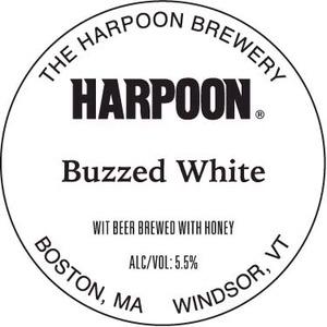 Harpoon Buzzed White