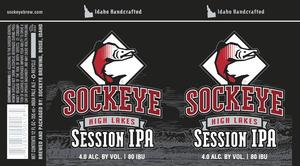 Sockeye High Lakes Session IPA