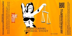 Little Egypt House Counsel Imperial Stout