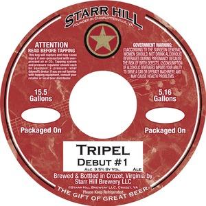 Starr Hill Tripel