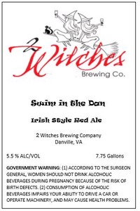 2 Witches Brewing Company Swim In The Dan