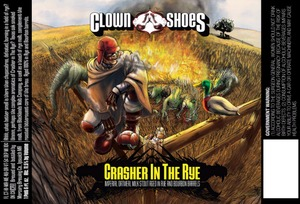 Clown Shoes Crasher In The Rye