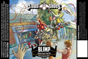 Clown Shoes Blimp