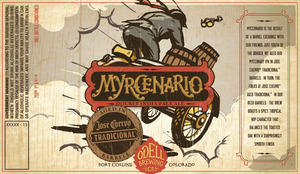 Odell Brewing Company Myrcenario