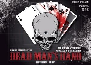 Hobbybrouwerij Het Nest Dead Man's Hand