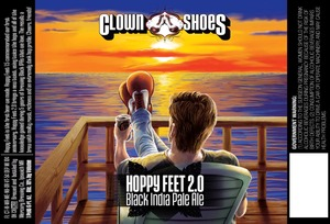 Clown Shoes Hoppy Feet 2.0