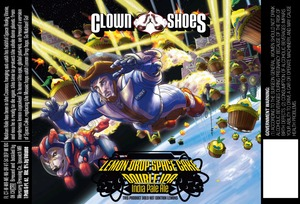 Clown Shoes Lemon Drop Space Cake