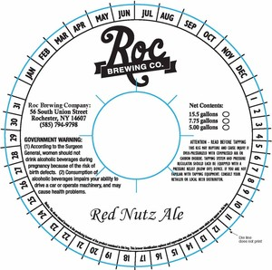 Red Nutz Ale