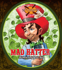 New Holland Brewing Company Mad Hatter