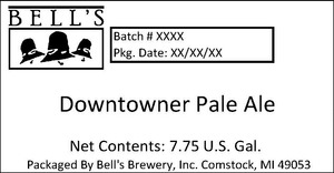 Bell's Downtowner Pale Ale