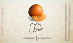 Side Project Brewing La Fosse
