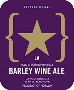 Lervig Aktiebryggeri Barley Wine