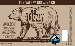 Old Grizzly Barleywine