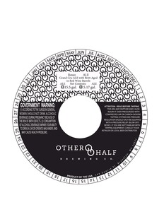 Other Half Brewing Co. Rosso