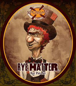 New Holland Brewing Company Rye Hatter