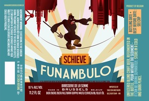 Brasserie De La Senne Schieve Funambulo