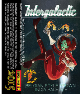 Figure Eight Brewing LLC Intergalactic
