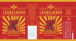 Laurelwood Brewing Co. Red Elephant