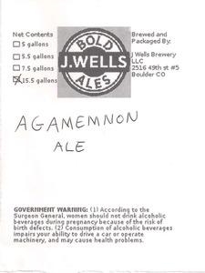 Agamemnon Ale