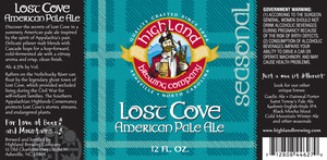 Highland Brewing Co. Lost Cove