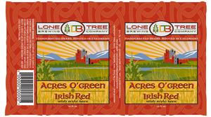 Lone Tree Brewing Company Acres O'green Irish Red