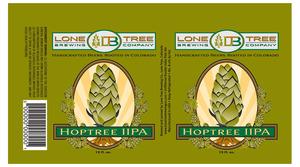 Lone Tree Brewing Company Hoptree Iipa