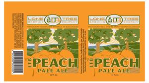 Lone Tree Brewing Company Ltb Peach Pale Ale