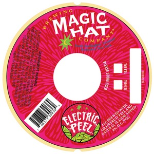 Magic Hat Electric Peel January 2015