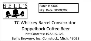 Bell's Tc Whiskey Barrel Consecrator Doppelbock