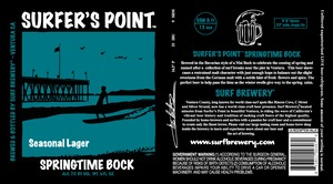Surfer's Point Springtime Bock