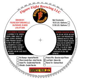 Figure Eight Brewing LLC Lost Saint