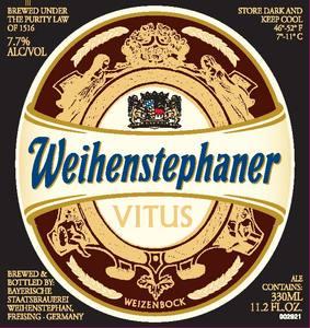 Weihenstephaner Vitus